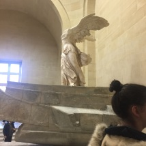 Lady Victory Statue, Louvre