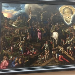 My favourite painting at the Louvre